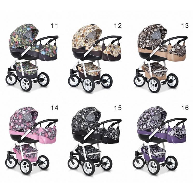 Рейтинг лучших детских колясок 2 в 1 для новорожденных