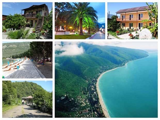 Крым или абхазия — где лучше отдыхать