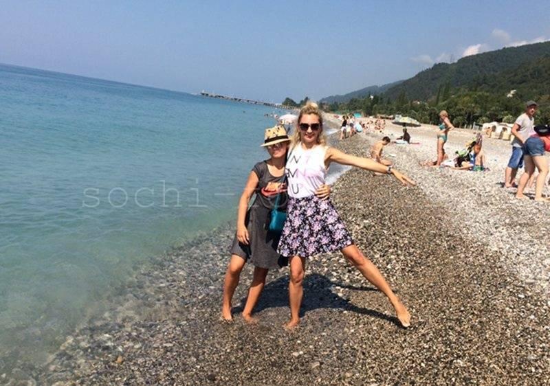 Абхазия с детьми: куда поехать отдыхать, как выбрать лучше и интересные места