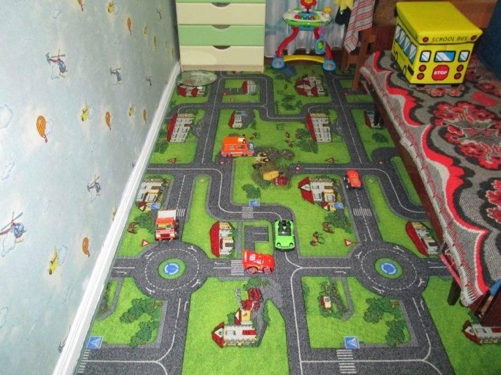 Топ-5 напольных покрытий для детской комнаты: советы профессионалов
