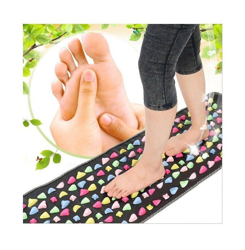 Детский массажный коврик: ортопедический для массажа ног и стоп от fosta и комфорт, как сделать