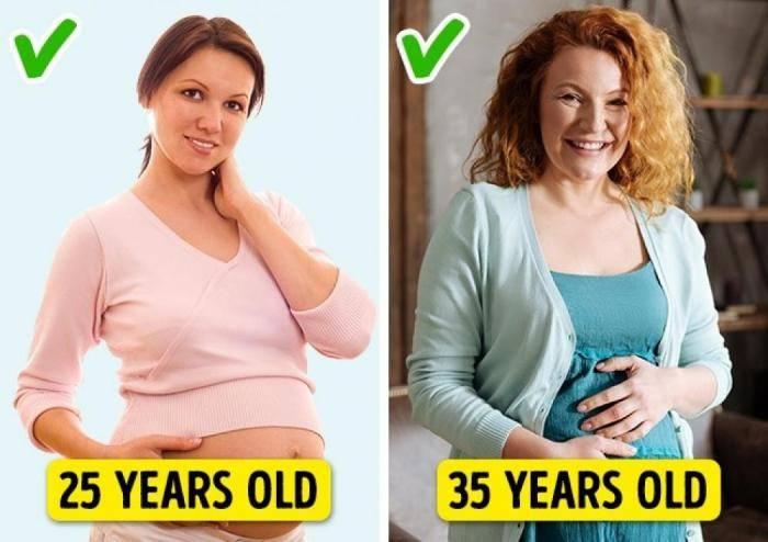 10 мифов о беременности