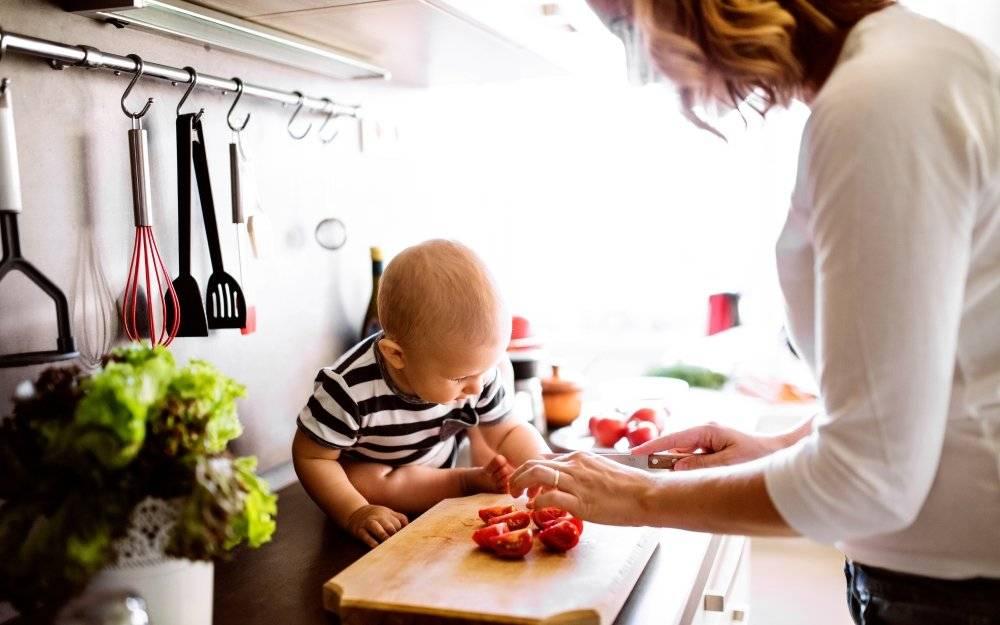 Тайм-менеджмент молодой мамы: как справиться с делами и не сойти с ума — зеленый зонтик