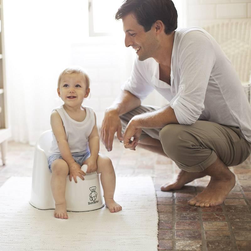 Как приучить ребенка к горшку – советы детского психолога