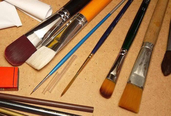 ️ кисти для макияжа: какая для чего нужна – полный обзор