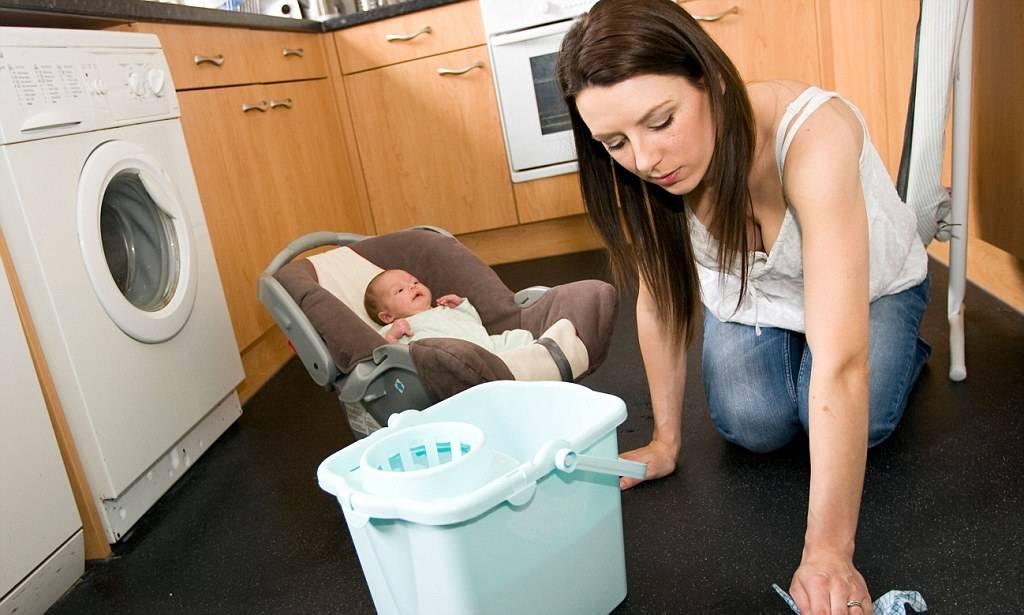 Первые дни дома - причины, диагностика и лечение