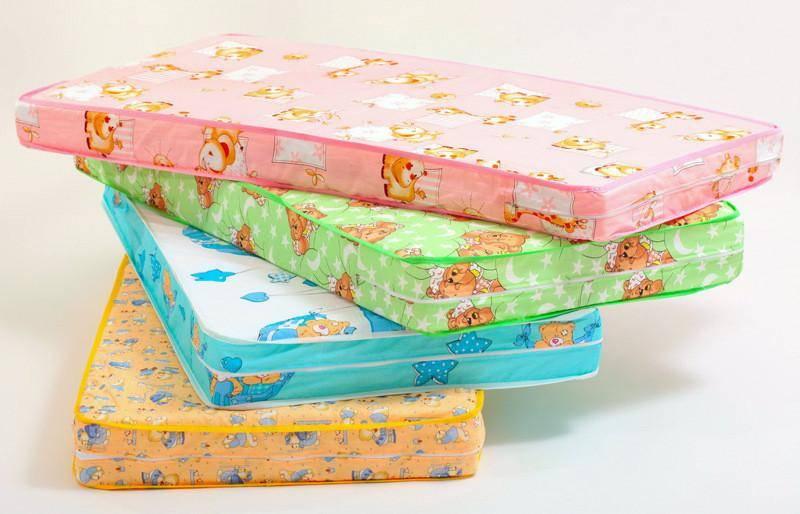 Лучшие матрасы в кроватку для новорожденного