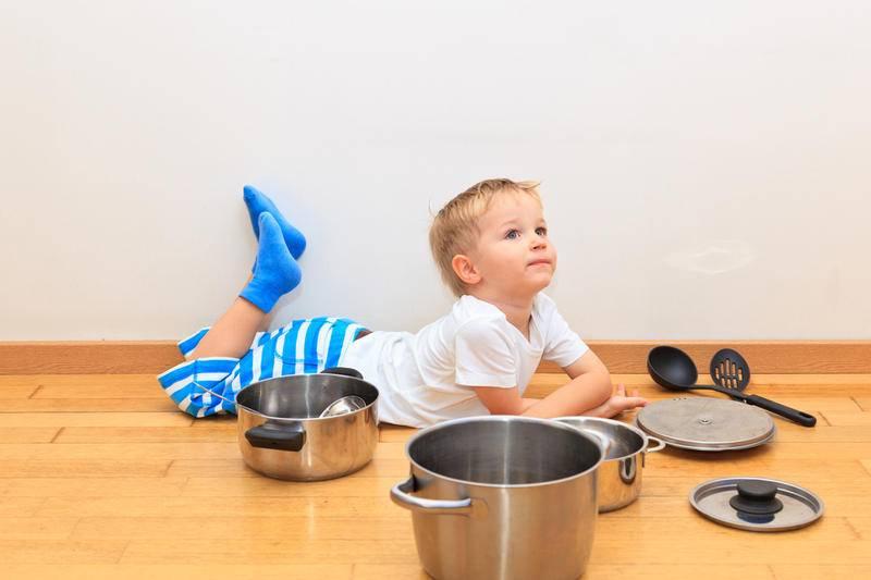 Чем занять ребенка, когда мама хочет отдохнуть?