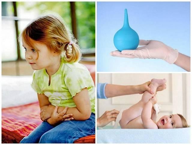 Первые трудности с пищеварением у малыша   микролакс®
