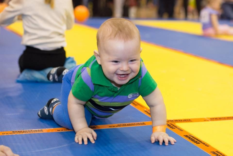 Олимпийские виды спорта для детей