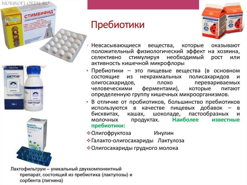 Восстановление микрофлоры кишечника   стимбифид плюс
