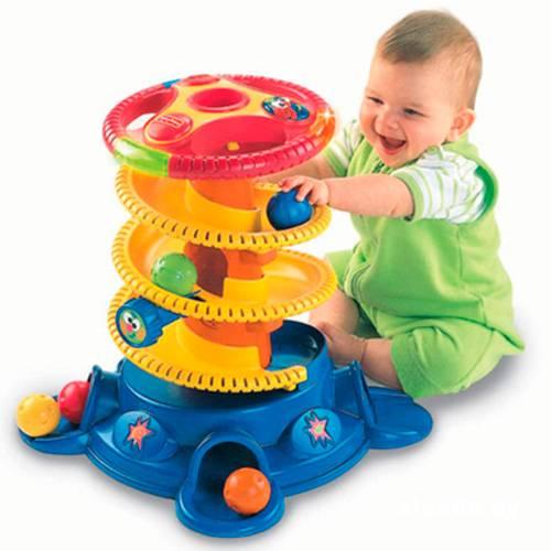 Что подарить ребенку с 1 до 6 месяцев
