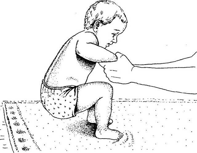 Когда ребенок начинает ходить самостоятельно? как помочь ребенку начать ходить: массаж, упражнения