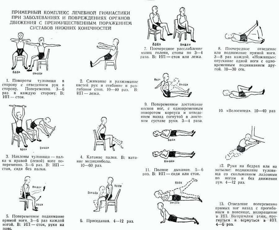 Гимнастика для детей с 3 до 6 месяцев