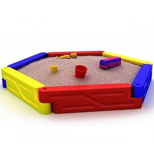 Детские песочницы для дачи - варианты, как выбрать безопасную