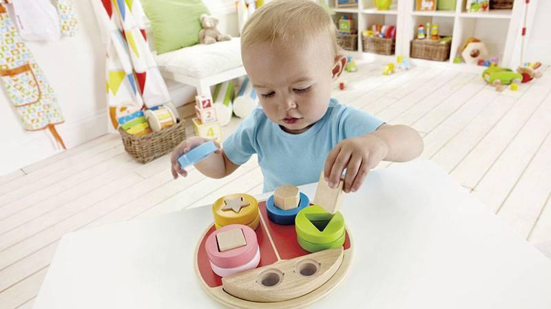 20 лучших развивающих игрушек для детей до 1 года – рейтинг 2020
