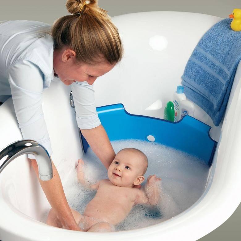 Температура купания новорожденных (воды и воздуха)