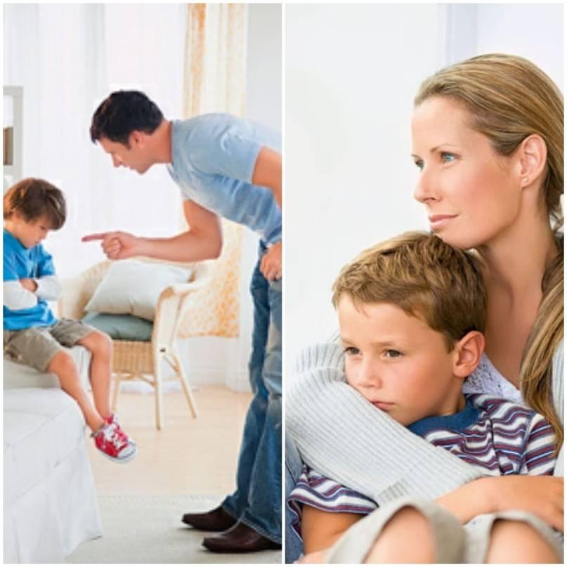 Ссоры в семье. как наладить отношения между мужем и женой?