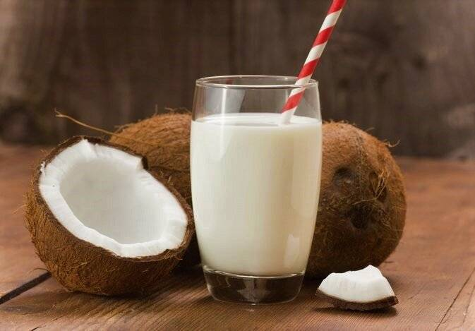 Кокос при грудном вскармливании: только польза