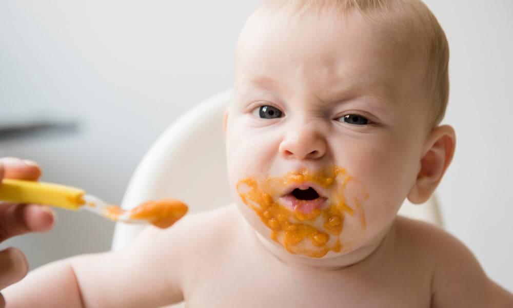 Ребенок не хочет есть овощное пюре: как приучить? почему ребенок отказывается от прикорма и что с этим делать?