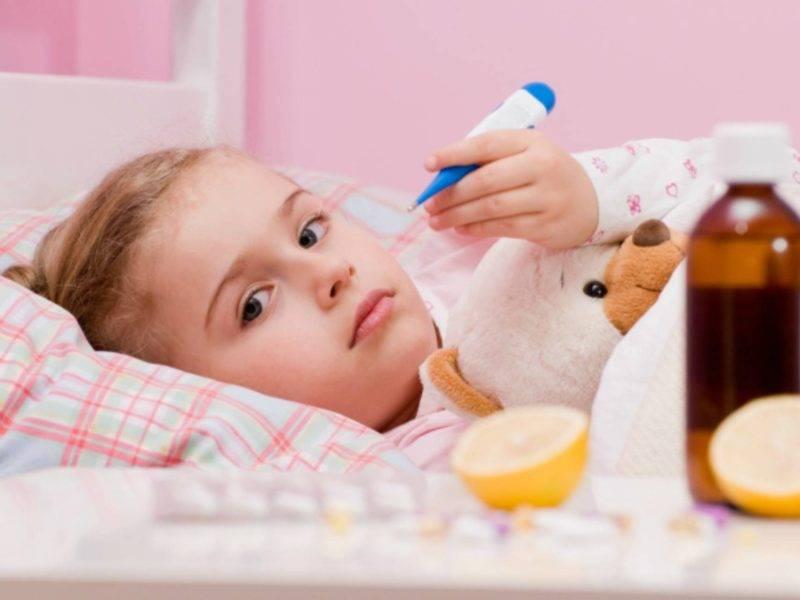 Хронический тонзиллит у детей: причины, симптомы, лечение и профилактика