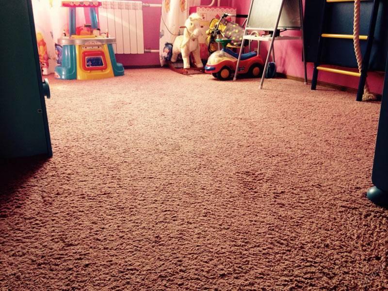 Ковровое покрытие для детской комнаты — фото, идеи, как выбрать