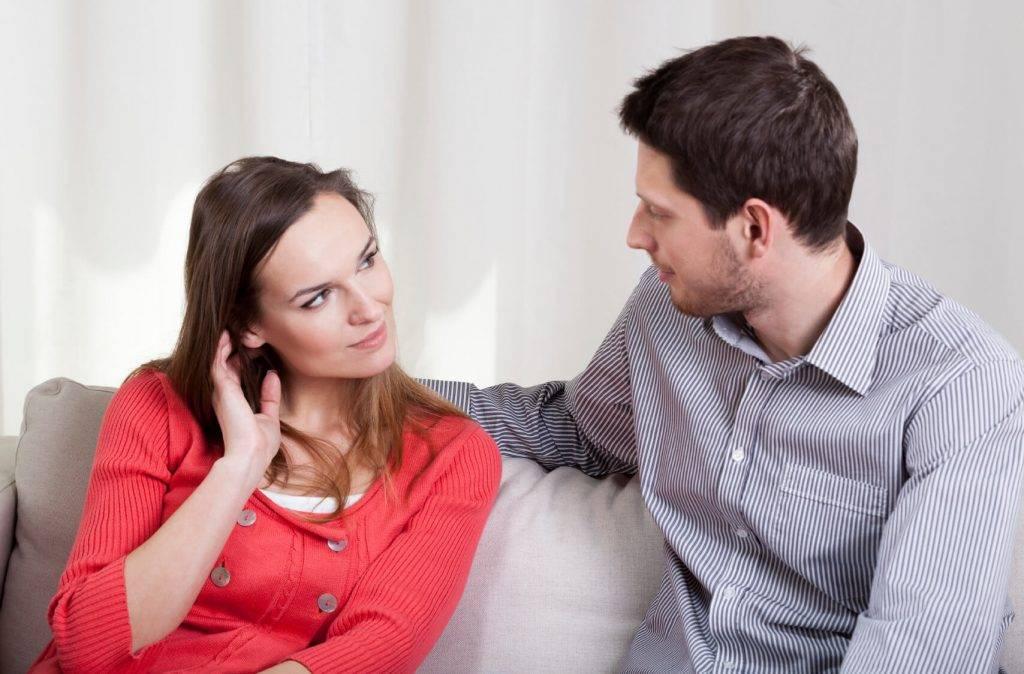 Как понять, что вы стали мамой для мужа (увы, так часто бывает)