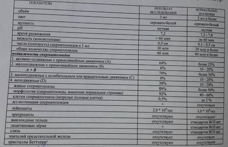 Лечение лейкоцитов в сперме * клиника диана в санкт-петербурге