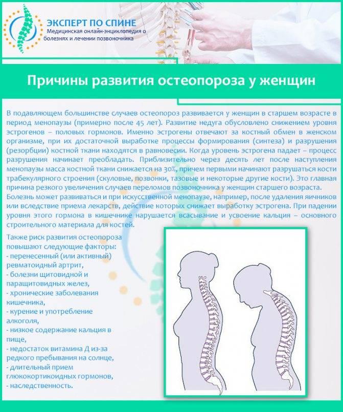 Остеопения и остеопороз, в чем разница