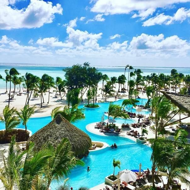 Лучшие отели доминиканы все включено