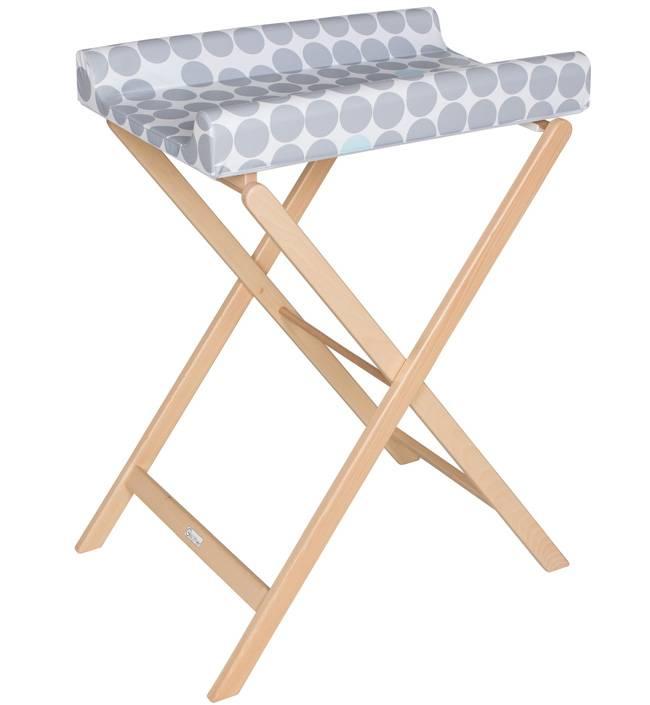 Пеленальный столик своими руками для младенца — из комода, складной, настенный
