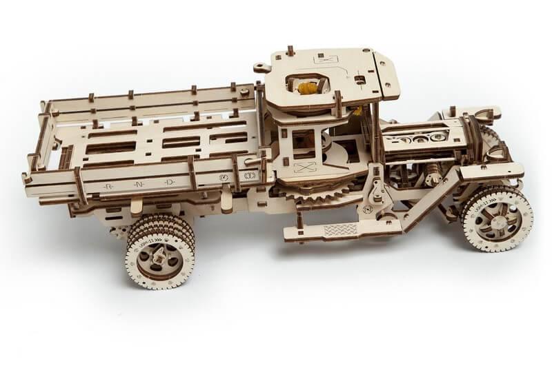 Обзор ugears: деревянный конструктор для взрослых и детей. лучше lego