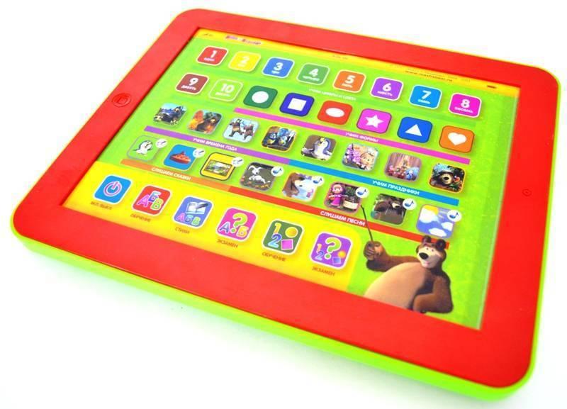 9 лучших детских планшетов
