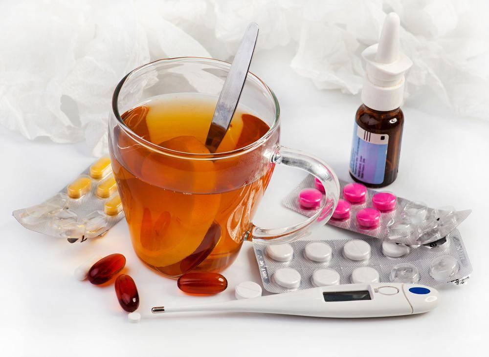 Противовирусные препараты при грудном вскармливании – что можно кормящей маме