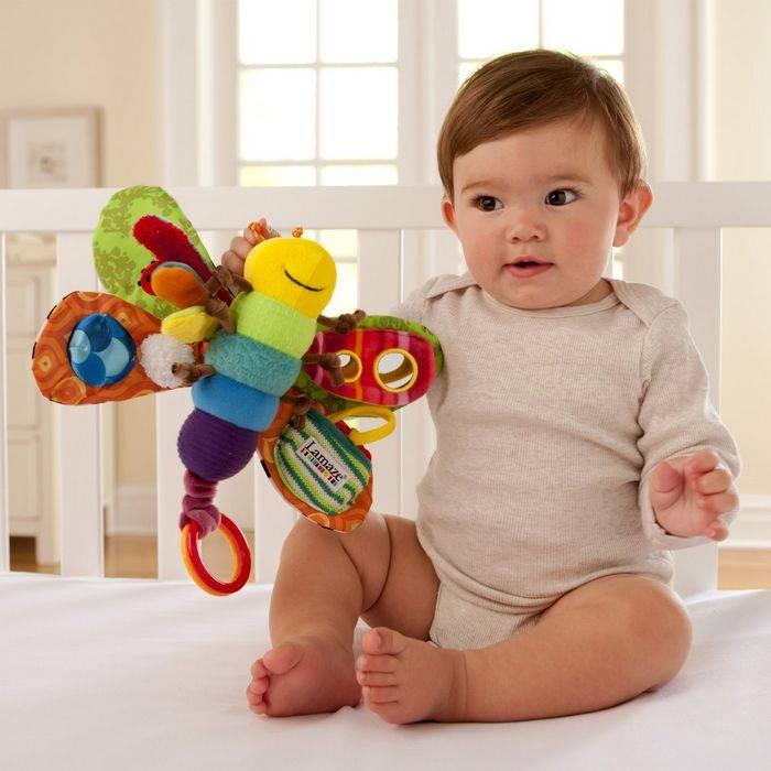 Что подарить ребенку с 1 до 6 месяцев |