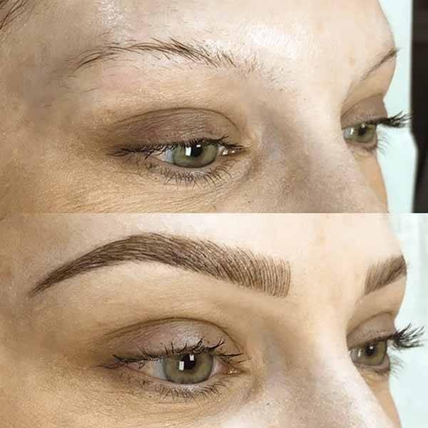 Можно ли беременным делать татуаж брови: когда разрешено и опасность перманентного макияжа