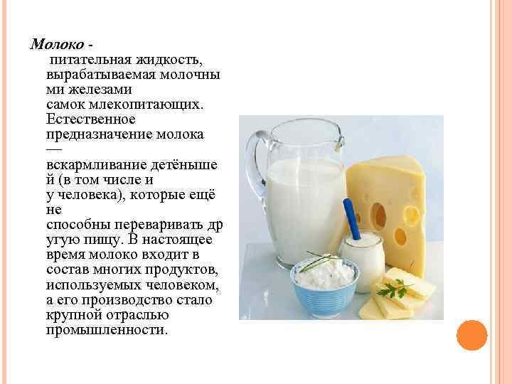 Можно ли пить молоко при грудном вскармливании