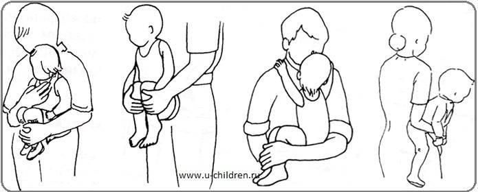 В каком возрасте ребенок начинает сидеть самостоятельно