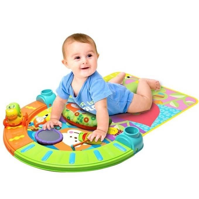 Развивающие коврики — лучшие модели и советы по выбору лучших ковриков (95 фото и видео)