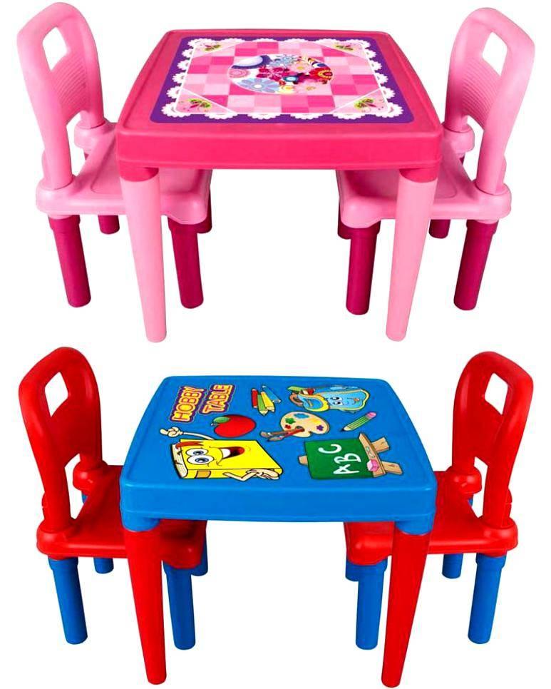 Детский столик со стульчиком (124 фото): стол и стул для ребенка, модели для детей от 1 года, 2-3 и 4-5 лет