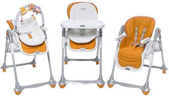 Стульчик для кормления brevi: детский стул-шезлонг, преимущества и недостатки, отзывы