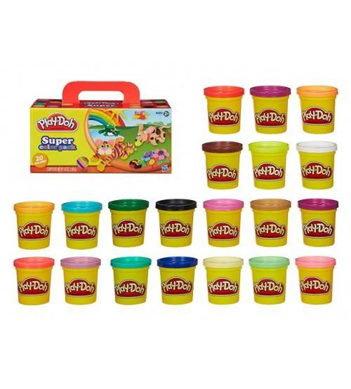 Лучшие наборы пластилина play-doh   детские товары