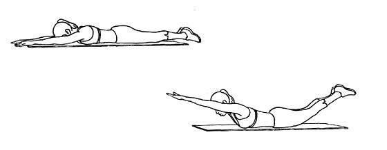 Обучаем грудничка самостоятельно держать головку