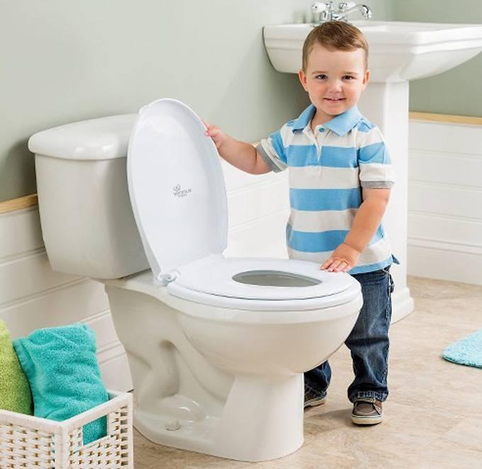 Как приучить ребенка к горшку. первые шаги