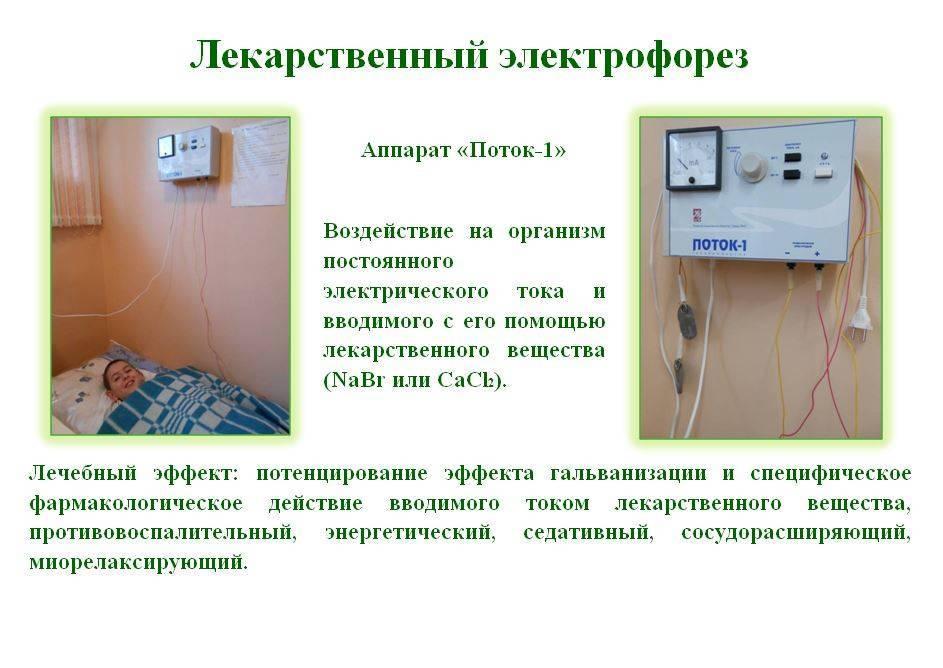 Электрофорез с эуфиллином для грудных детей: показания, воздействие и проведение