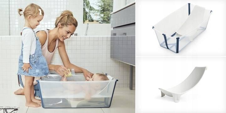 Ванночки stokke: модельный ряд и советы по выбору