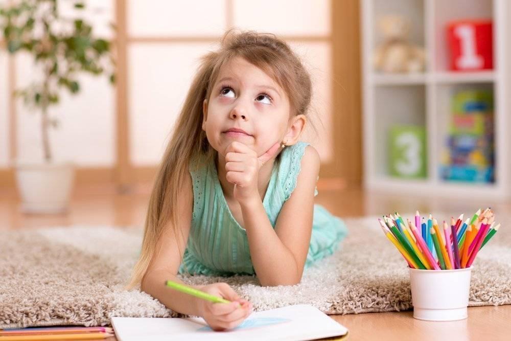 Как развить внимательность у ребенка 6-8 лет?