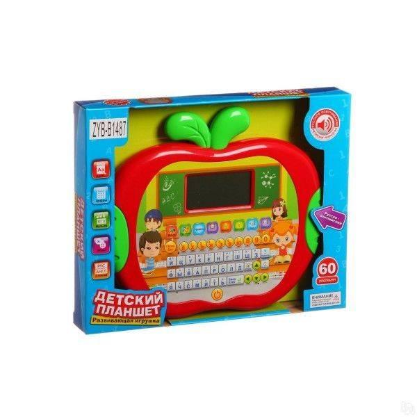 Выбор детского планшета, обзор обучающих планшетов для детей от 3 лет