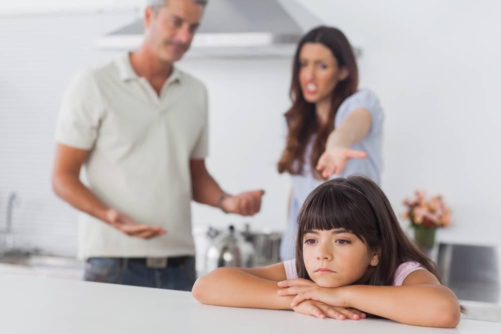 Разногласия с родителями в воспитании детей: как быть?