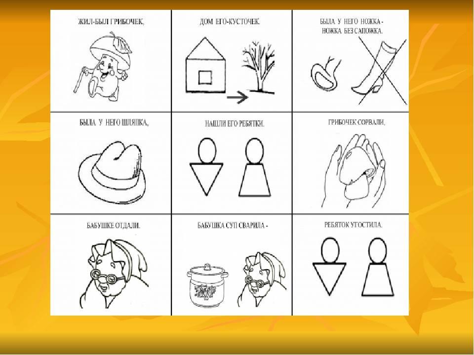 Мастер-класс для педагогов «использование мнемотехники в развития связной речи дошкольников»